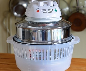 Vonshef Premium Halogen Cooker - a review