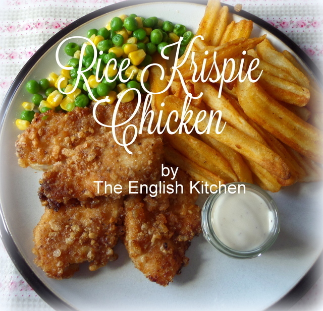 Rice Krispie Chicken