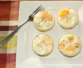 Easy Breakfast Recipes: Paleo Egg Cups