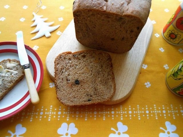 Panettone Meets Panasonic - My First Bread Maker