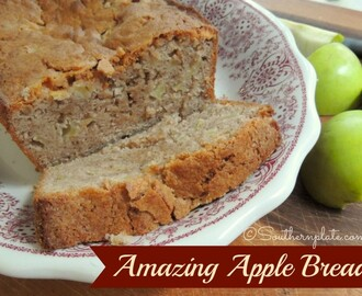 Amazing Apple Bread
