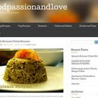 Food Passion and Love