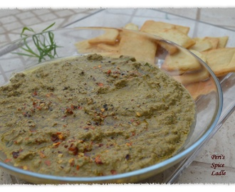 Spiced Tarragon Chicken Liver Dip: a Unique Appetizer Inspired by the Parsi Cuisine