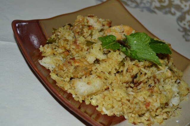 Kannur Chicken Biriyani - My 4th guest post for Sweet n Spices