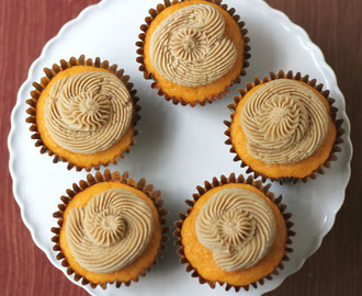 Pumpkin-Banana-Orange Cupcakes and KitchenAid's #SavorTheSavings (#sponsored)