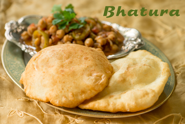Bhutara (Indian Fry Bread) {Secret Recipe Club}