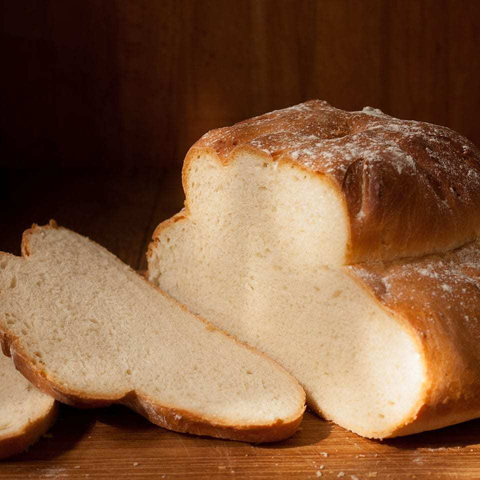 White Bread Made Easy