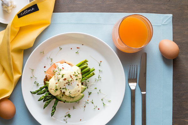 Recept Eggs Benedict – Pocheren is een eitje!