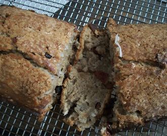 Banana-Coconut Bread...with other stuff