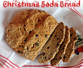 Christmas Soda Bread