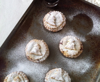 Orange Mince Pie Pastry