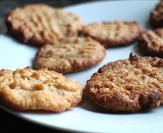 Baking: Peanut Butter Cookies