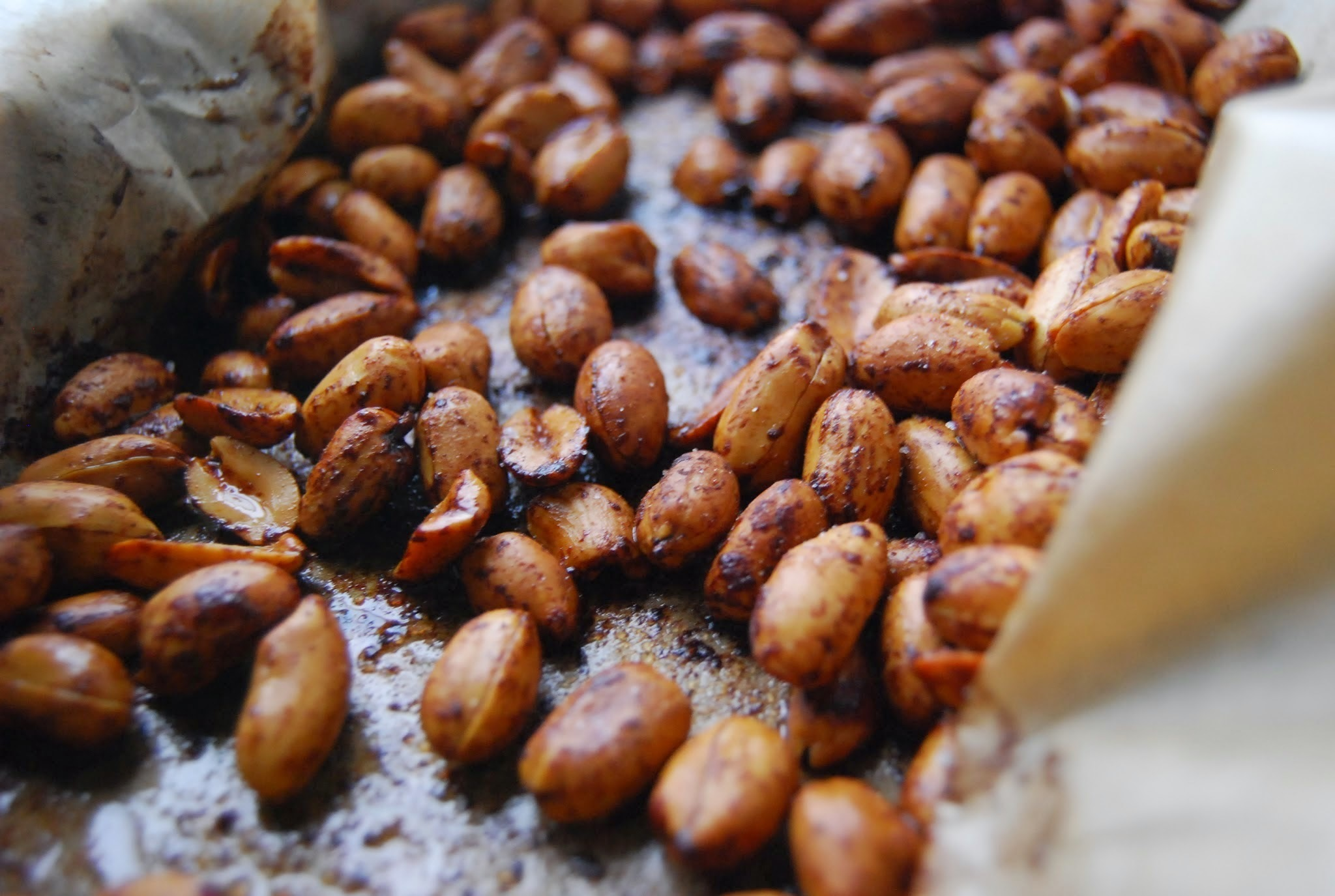 Recipe 51 Roasted Nuts Christmas recipe Jamie Oliver