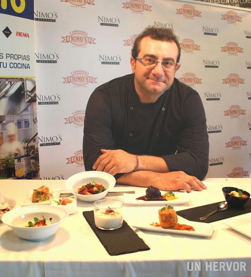 C Cocina Sergio Fernandez Cocinamos Contigo | Recetas De Canal Cocina Sergio Fernandez Mytaste