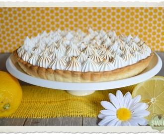Lemon Pie (Pastel de limón)