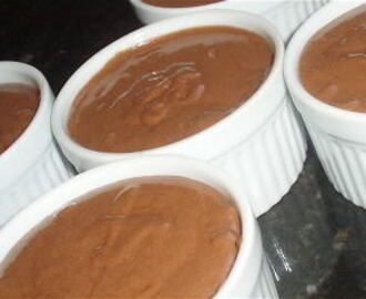 Julie and Julia, and Chocolate Mousse