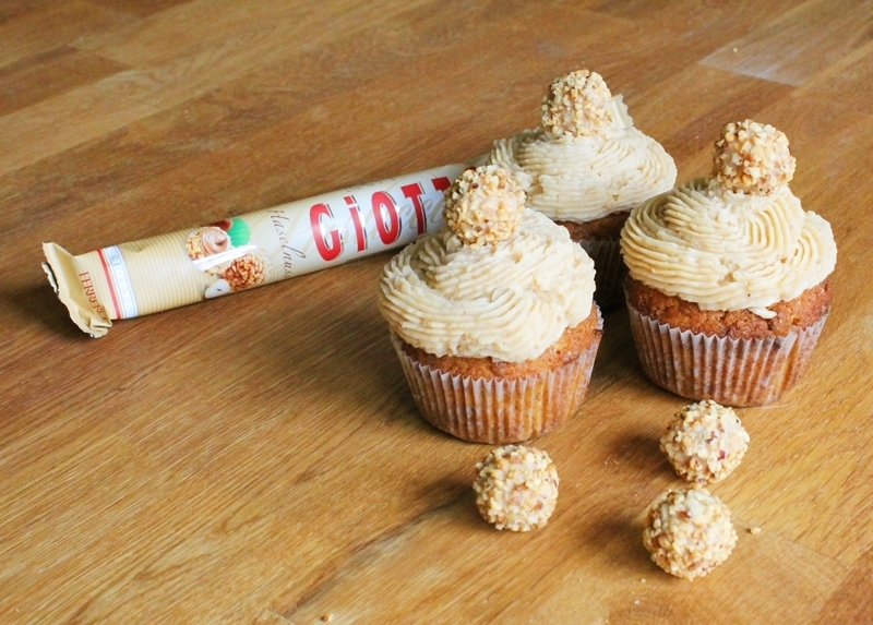 Giotto Cupcakes