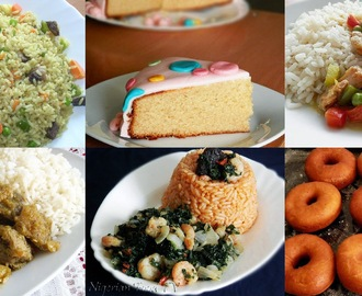 Popular Nigerian Christmas Food Recipes (Xmas food & snacks)