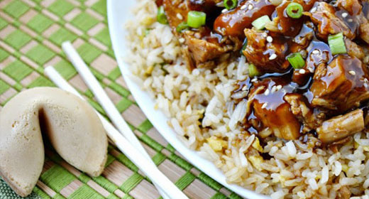 Slow Cooker Chicken Teriyaki Recipe