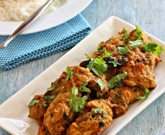 Chettinad Chicken Fry