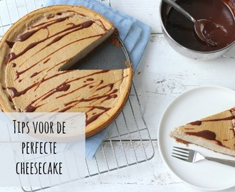 5 tips voor de perfecte cheesecake