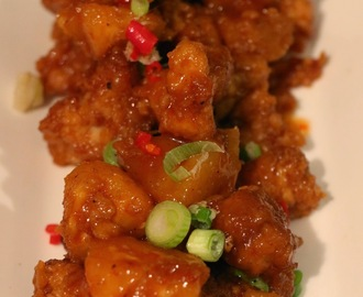 SWEET AND SOUR PORK HONG KONG STYLE