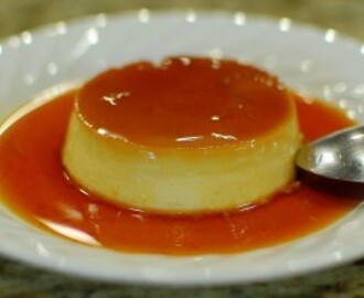 The secret to making perfect Flan (Crème Caramel)