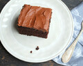 Simple One Bowl Chocolate Cake