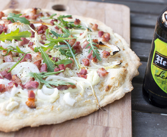 FOOD: Flammkuchen