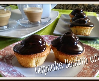 CUPCAKE BOSTON CREAM