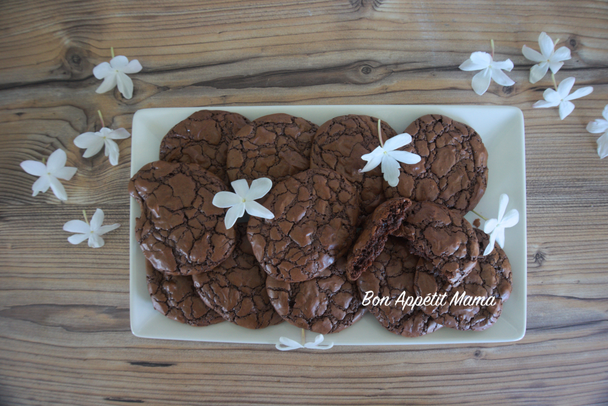 COOKIES DE BROWNIE