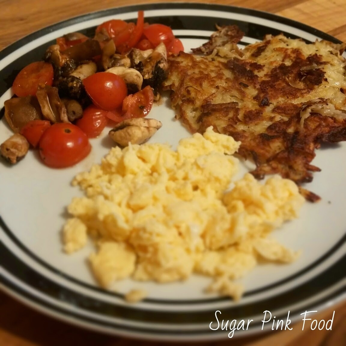 Slimming World Recipe:- Hash Browns