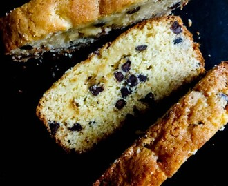 Jaffa Cake Tea Bread