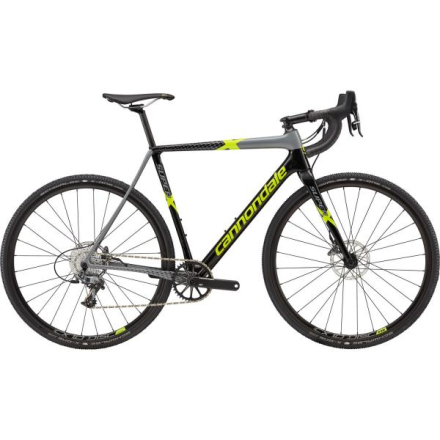 Cannondale SUPERX Force1 Cyclocross Bike - 2018 - SGY