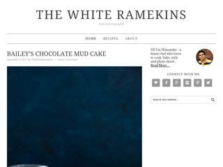 The White Ramekins