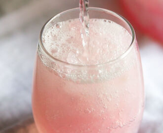 Pink Lemonade Vodka Slush