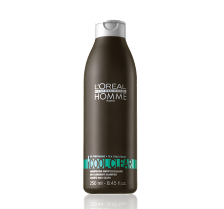 Homme Cool Clear Shampoo 250ml