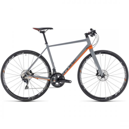CUBE SL Road SL Fitnessbike - 2018 - grey orange