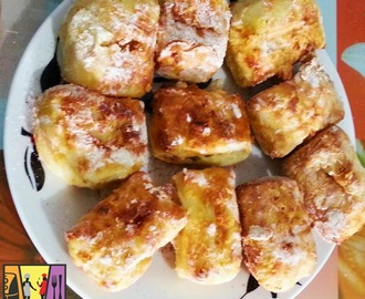 Leche Frita / Leite Frito na AirFryer - AirFryends Week