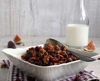 "Herbstliche ""Home made"" Granola"