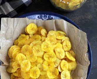 Nendra Banana Chips | Easy to make at home
