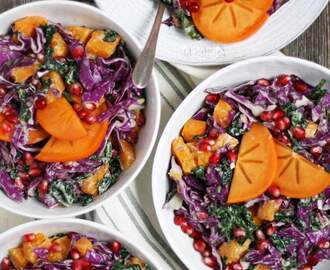 Autumn Glow Salad