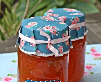Gooseberry & Apple Jam & my feature in The Sun