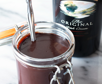 Bailey's Hot Fudge Sauce