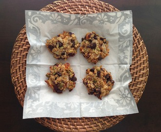 Healthy 'Everything' Cookies