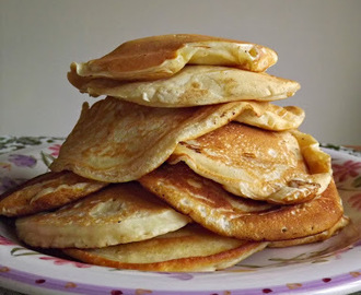 Pancakes for Breakfast, Lunch or Dinner