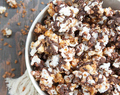 Chocolate Toffee Caramel Corn