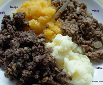 Step-by-step Haggis cooking tutorial