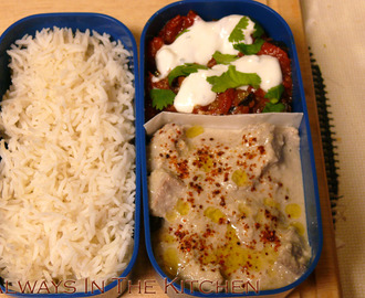 International Bento (Afghanistan): Burani Bonjon