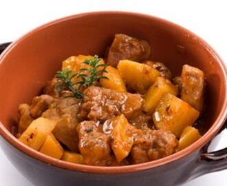 Veal Stew with Potatoes